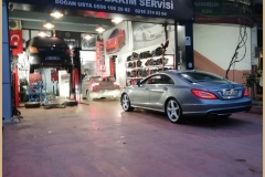 Mercedes Otomatik şanzıman Tamiri